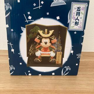 ミッキーマウス(ミッキーマウス)のミッキー兜(置物)