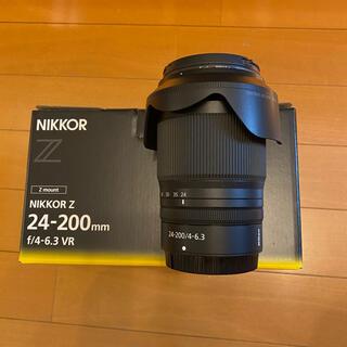 Nikon - NIKKOR Z 24-200mm F/4-6.3 VR ニコン ズームレンズ