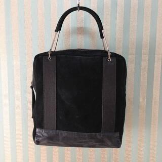 エムエムシックス(MM6)のイタリア製 MM6 エムエムシックス バッグ USED(ハンドバッグ)