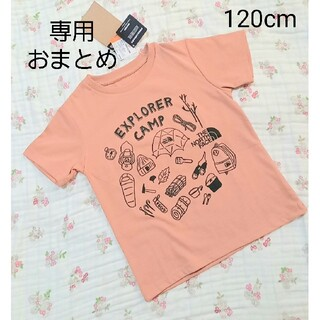 THE NORTH FACE - Rin様専用 大特価 新品ザノースフェイス プリントTシャツ120cm