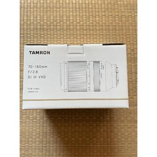 TAMRON - 『新品送料無料』タムロン 70-180mm F/2.8 Di II VXD