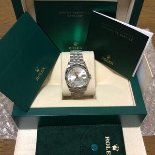 ROLEX - ROLEX【ロレックス126234 デイトジャスト36 メンズ 腕時計 自動巻き