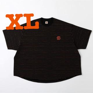 1LDK SELECT - XLサイズ SEE SEE BIG S/S TEE BORDER