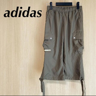 adidas - adidas アディダス レディース M ハーフパンツ ナイロン 薄手