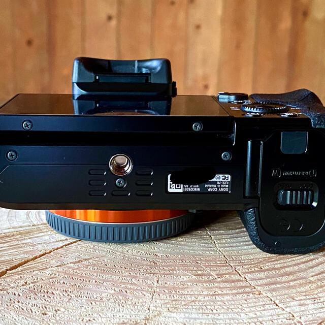 SONY(ソニー)のSONY ILCE-7R Body  α7R 美品  スマホ/家電/カメラのカメラ(ミラーレス一眼)の商品写真