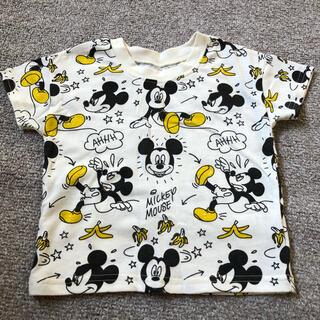 西松屋 - ミッキー ディズニー Tシャツ 90 男女兼用