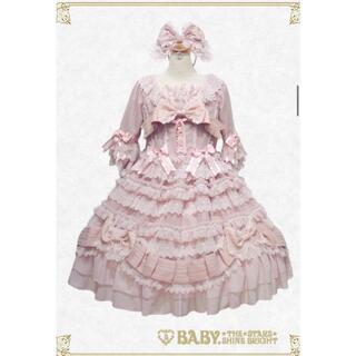 ベイビーザスターズシャインブライト(BABY,THE STARS SHINE BRIGHT)のBABY, THE STARS SHINE BRIGH ドレス(ひざ丈ワンピース)
