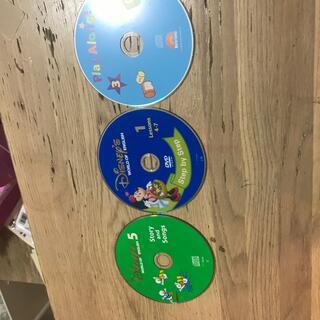 ディズニー(Disney)のワールドファミリー、ディスク3枚セット(知育玩具)