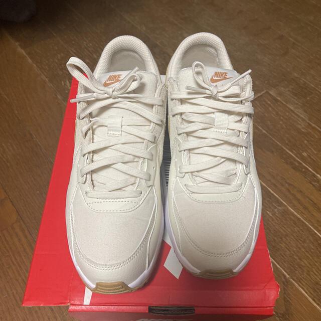 NIKE(ナイキ)のNIKE エアマックス エクシー コルク ベージュ値下げしました! レディースの靴/シューズ(スニーカー)の商品写真