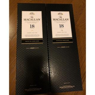 サントリー - 【未開栓】The MACALLAN ザ・マッカラン 18年