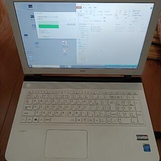 NEC - NEC◆LaVie E LE150/T1W PC-LE150T1w