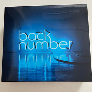 バックナンバー(BACK NUMBER)のアンコール(初回限定盤A/Blu-ray ver.)back number(ミュージック)