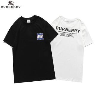 男女兼用Tシャツ[2枚8000円]☆Burberry707☆バーバリー☆半袖(Tシャツ/カットソー(半袖/袖なし))