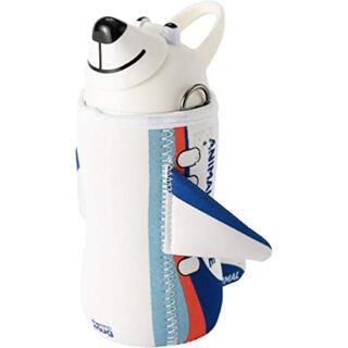 アニマルボトル 飛行機 新品未使用(水筒)