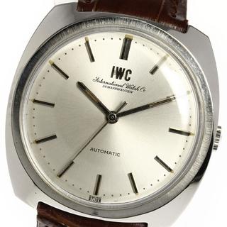 インターナショナルウォッチカンパニー(IWC)のIWC シャフハウゼン アンティーク オールドインター  メンズ 【中古】(腕時計(アナログ))