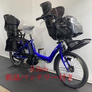 新品バッテリー ヤマハ パスキスミニ 20インチ 8.9ah 電動自転車(自転車本体)