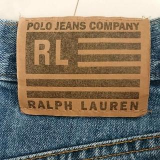 ポロラルフローレン(POLO RALPH LAUREN)のラルフローレン デニムスカート(ひざ丈スカート)