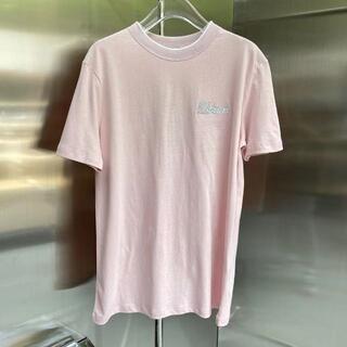 ディオール(Dior)のDior*Tシャツ KENNY SCHARF コラボ 半袖 ロゴ刺繍 トランプ(Tシャツ/カットソー(半袖/袖なし))