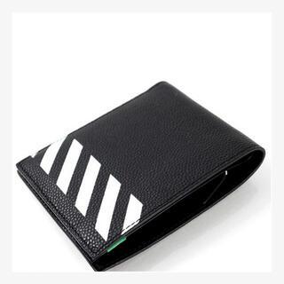OFF-WHITE - Off-White ダイアグ バイフォールド 二つ折り財布
