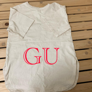 GU - ヘビーウェイトT