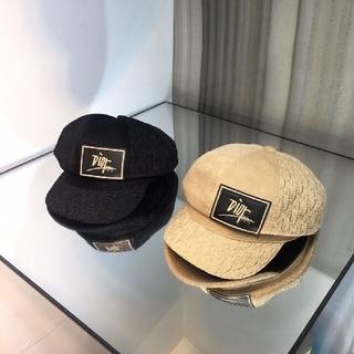 【2枚10000円】美品 ディオール 男女兼用 ハット 帽子 10