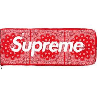シュプリーム(Supreme)のSupreme ノースフェイス Sleeping Bag バンダナ寝袋(寝袋/寝具)