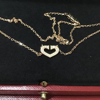 Cartier - カルティエ ネックレス ほぼ新品