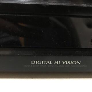 トウシバ(東芝)のTOSHIBA VARDIA RD-E302 HDDレコーダー(DVDレコーダー)