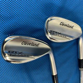 Cleveland Golf - クリーブランド  RTX ジップコア ウェッジ 50 56  2本