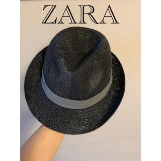 ZARA - ストローハット ZARA