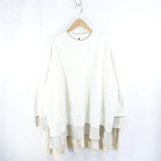 KIDILL Layered Sweat Pullover