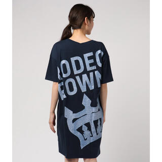 RODEO CROWNS WIDE BOWL - RODEO CROWNS Tシャツワンピース