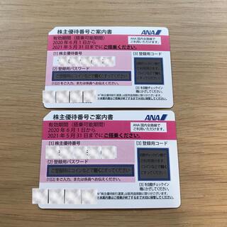 エーエヌエー(ゼンニッポンクウユ)(ANA(全日本空輸))のANA 株主優待 国内線50%OFF(その他)