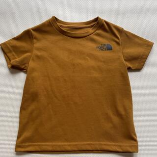 THE NORTH FACE - THE NORTH FACE 100 Tシャツ ゴールデンブラウン
