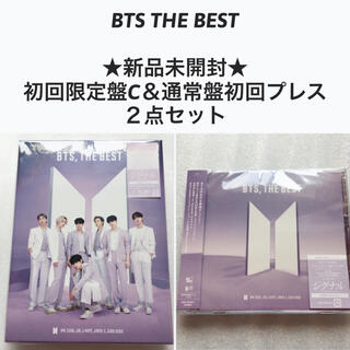 防弾少年団(BTS) - 【新品未開封】防弾少年団 BTS THE BEST 初回限定盤C&初回プレス