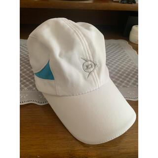 ダンロップ(DUNLOP)の【お買得】 フリーサイズ DANLOP テニスウェア キャップ(帽子)(ウェア)