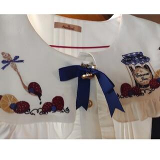アマベル(Amavel)のAmavel  ジャム瓶刺繍上下セット(セット/コーデ)