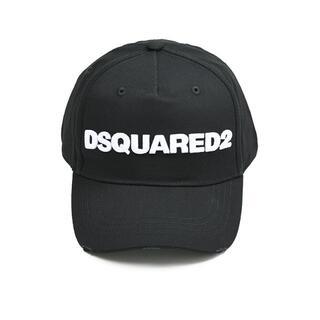 ディースクエアード(DSQUARED2)の Dsquared2 ディースクエアード ロゴキャップ  BCM0028 (キャップ)