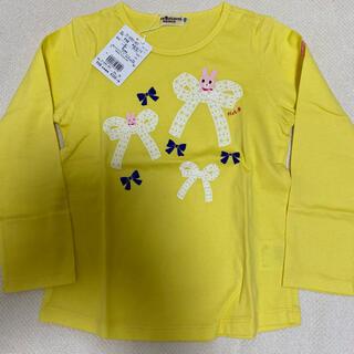 ホットビスケッツ(HOT BISCUITS)のホットビスケッツ 長袖 Tシャツ 110 新品未使用(Tシャツ/カットソー)