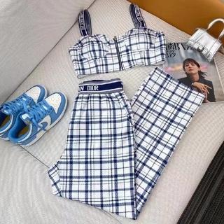 ディオール(Dior)の可愛い Dior ディオールスーツ(カットソー(長袖/七分))