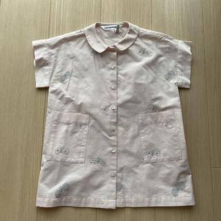 mina perhonen - ミナペルホネン mina perhonen 半袖 ワンピース 80 ピンク