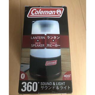 Coleman - 【Coleman】360°サウンド&ライトランタン Bluetooth