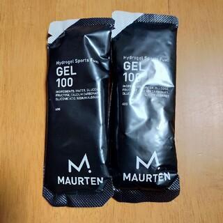 MAURTEN Gel 100 新品 未使用 2袋 モルテン(陸上競技)