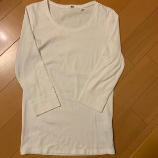 UNIQLO - 七分袖Tシャツ