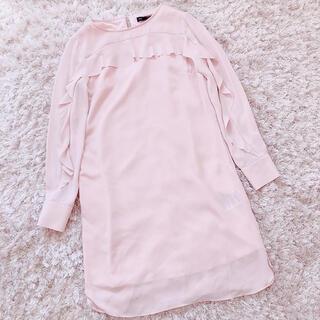 JILLSTUART - 今週限定 baby pink onepiece