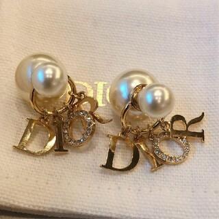 ディオール(Dior)のChristian Dior クリスチャンディオール TRIBALES ピアス(ピアス)