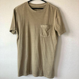 GAP - 【GAP】Tシャツ ベージュ Sサイズ