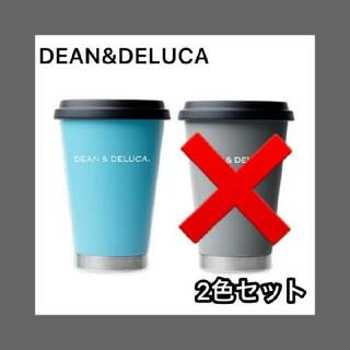 DEAN & DELUCA - DEAN&DELUCA ディーンアンドデルーカ サーモタンブラー アイスブルー