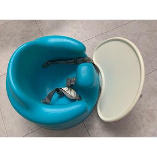 Bumbo - バンボ ブルー テーブル付