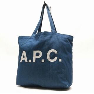 A.P.C - A.P.C. アーペーセー デニム トートバッグ